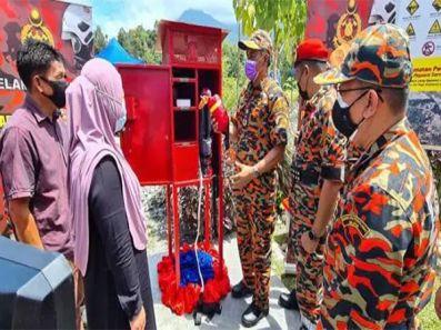 JBPM Sabah Pasang LiSA Di Kota Belud, Tuaran & Likas
