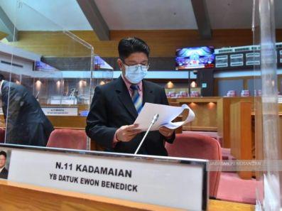 MA63: Ewon Cadang Bawa Ke Mahkamah Antarabangsa Jika Susah Sangat Hendak Dilaksanakan